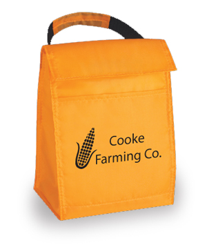 Custom, Eco-Friendly Folding Bag